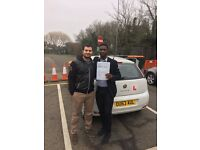 Dvsa approved driving instructor. Brand new car. Experienced instructor.