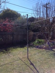 Hills hoist washing line O'Connor North Canberra Preview
