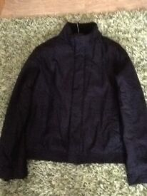 Lacoste black winter jacket
