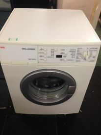 5kg 1200 spin digital washing machine (aeg brand)