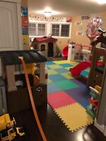 Childcare spot available