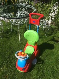 Mothercare Sit and Ride-On