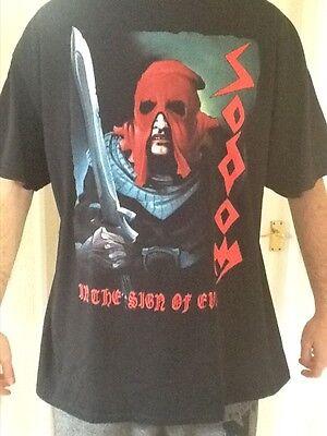 Sodom T shirt Thrash Metal Death Metal Heavy Metal Kreator Anthrax Megadeath