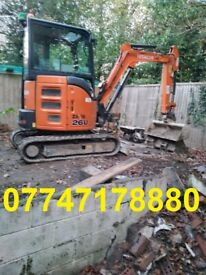 Digger and Driver - Services