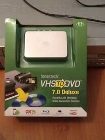 Honestech Video to DVD converter