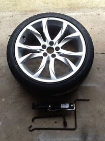 RCZ Alloy & Tyre