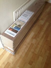 Laminate Flooring 3 Different Lots 17sqm2 approx