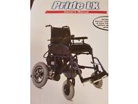 P ride LX11 electric wheelchair
