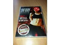 Brand New Sealed Jillian Michaels workout DVD