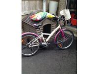 Girls bike 6 gear 24inch excellent condition