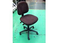 Brown Office Swivel Chair