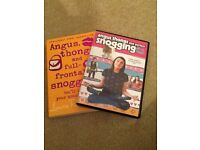 """Angus, thongs and full frontal snogging"" book and DVD by Louise Rennison. Perfect condition"