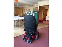 INVACARE PRONTO M61 POWERED WHEELCHAIR - 1 Year Old - FOR SALE