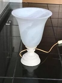 "Lovely John Lewis Lamp 14""inches/36cm Tall. Excellent Condition."