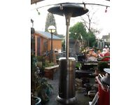 7.5 foot gas patio heater