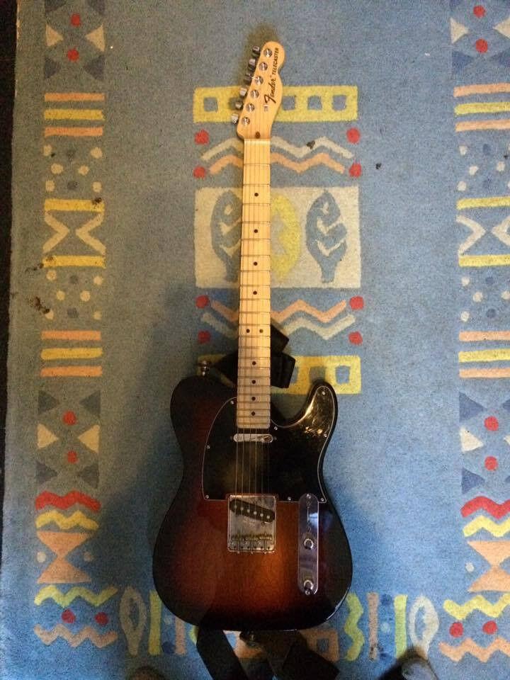 Fender Telecaster American Special Sunburst