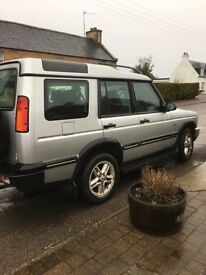 landrover discovery landmark td5 for sale