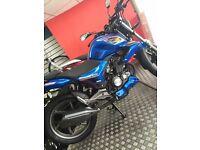 Keeway blue sport spec 125