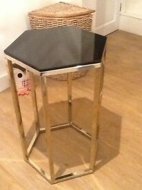 Occasional table from Next cost £125 six months ago will accept £50