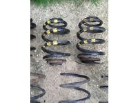 BMW 3-Series e36 m3 3.0L convertible springs