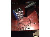 Sony PS4 500gb console + 13 games
