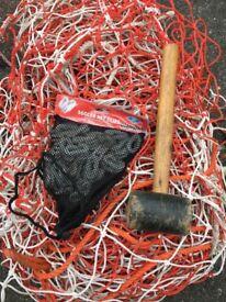 11 A-Side football net