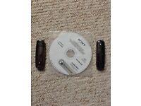 Sony Walkman MP3 players x2