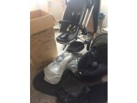 quinny buzz travel system with extras in excellent condition