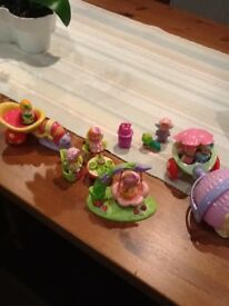 Happyland fairy playset - great condition
