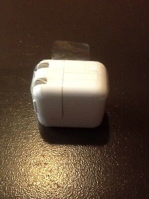 NEW Original Genuine Apple Ipad 1/23/4 AIR 12W USB Power Adapter Wall Charger