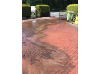 Pressure Washing Home & Business Exterior Cleaning Driveway Patio Decking Graffiti Cleaners