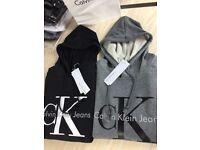 Calvin Klein Mens Full Sleeve Hoodies Jumper for Wholesale Only