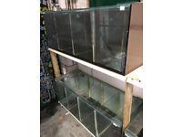 Glass Aquariums For Sale Marine Tank or Tropical