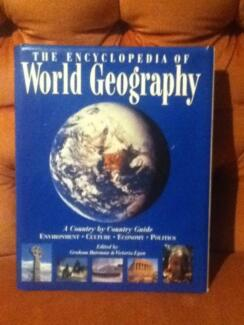 The Encyclopedia of World Geography 1994