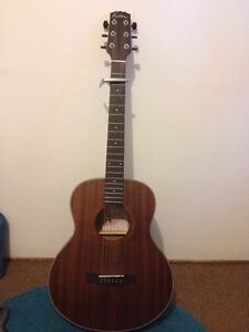 Acoustic  Brad new was $250 only selling dew to moving Ardmona Shepparton City Preview
