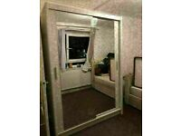 SUPERB QAULITY FULLY MIRRORED HIGH QUALITY WARDROBES IN DIFFERENT WIDTHS - CHEAP PRICE