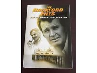 The Rockford Files: The Complete Collection Plus The Movie Collections Volumes 1 & 2