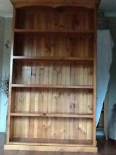 Pine bookcase Cornubia Logan Area Preview