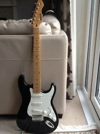 Rockwood by Hohner Stratocaster style Electric Guitar. Reluctantly downsizing my Guitar Collection.