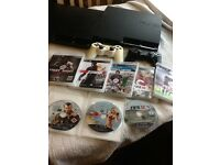 2 PS3 Consoles, games and controllers .. Sony PlayStation 3