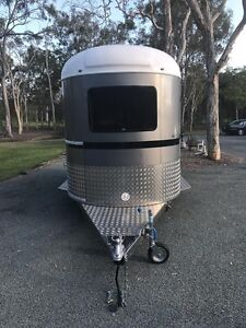 JBM 2 Horse Angle Load - Fully Enclosed - Kitchenette - Power Deception Bay Caboolture Area Preview