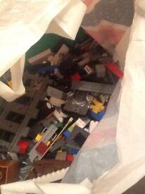 Lego assorted bits