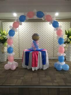Balloons for Birthday Wedding Baby Shower Hens Nights Bridal Show