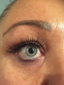 3D Russian volume lashes