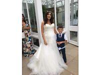 Wed2B Wedding dress size 10