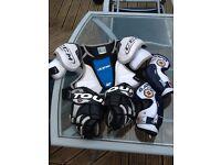Ice hockey kit - used