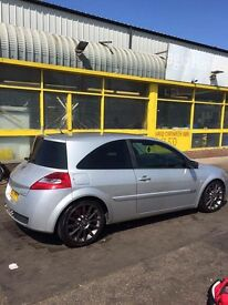 Renault megane 2.0 tdi sport REDUCED to sell