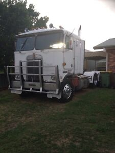 Kenworth mack western star prime mover Yamanto Ipswich City Preview