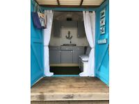 Beautiful Beach Hut for Rent - Southbourne