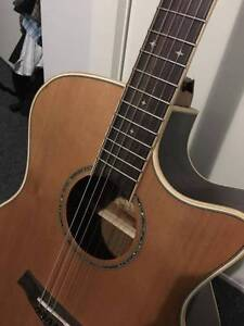 Coleman Acoustic Electric guitar Cranbourne North Casey Area Preview